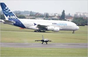 The Airbus 380